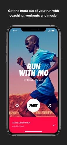 اپلیکیشن نایکی - Nike Run Club