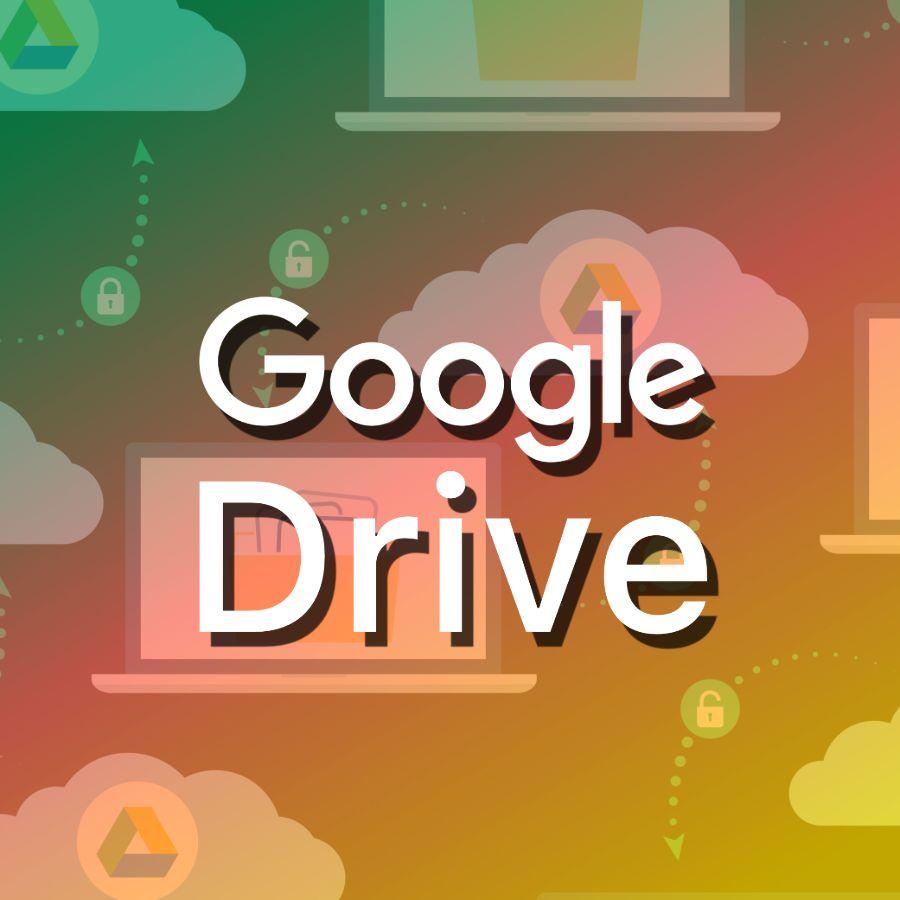 اشتراک فضای نامحدود گوگل درایو