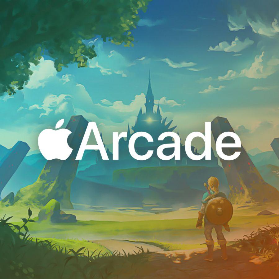 اشتراک فمیلی اپل آرکید Apple Arcade