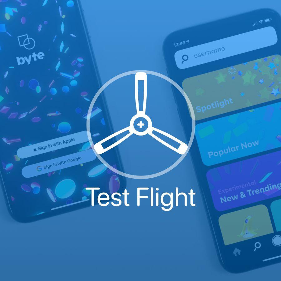 اکانت تست فلایت اپل Test Flight