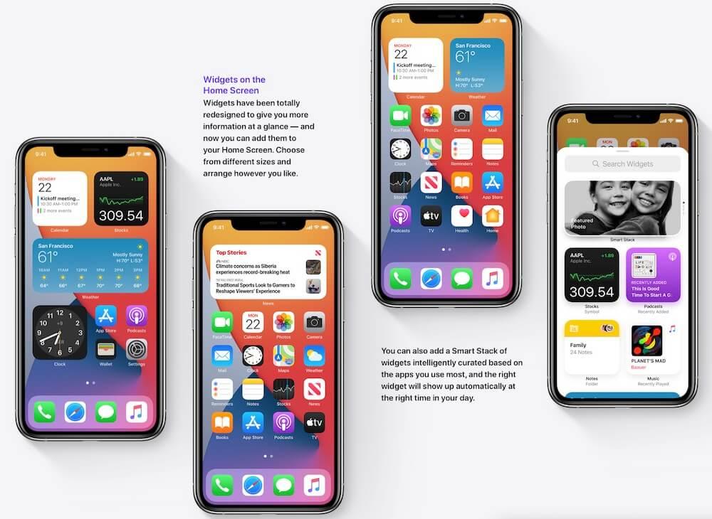 همه چیز درباره آی او اس ۱۴ - iOS 14