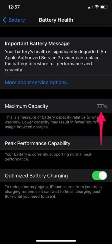 بهبود وضعیت باتری در iOS 14