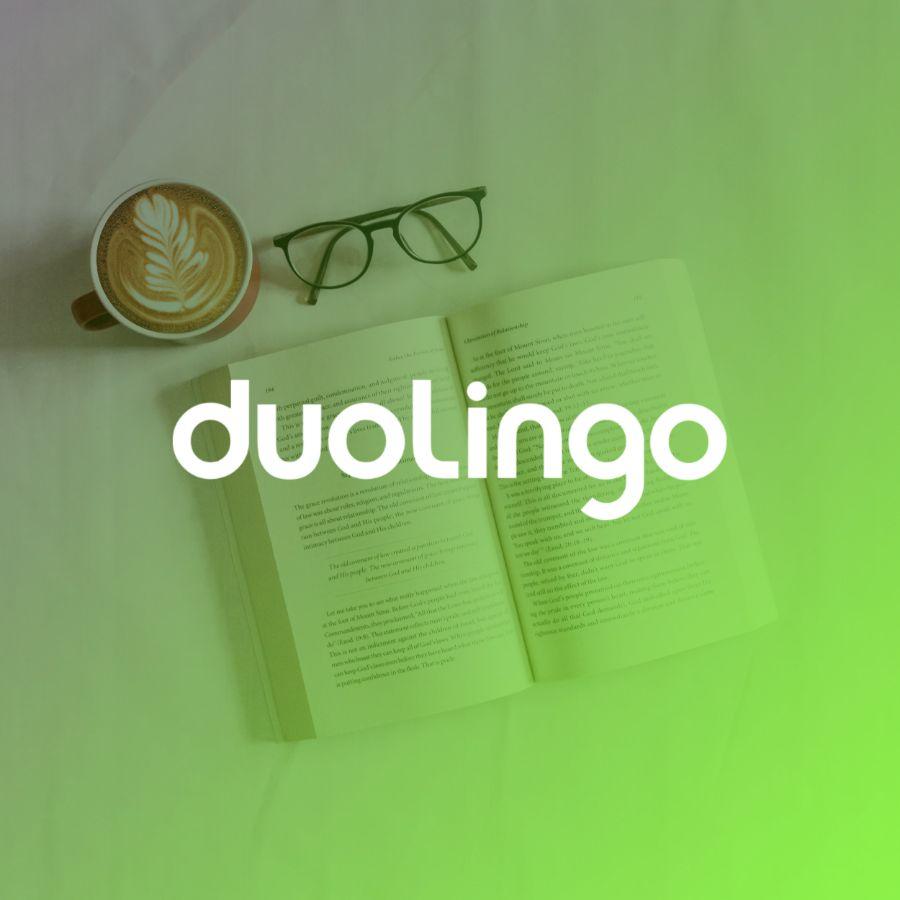 اکانت و اشتراک پریمیوم duolingo plus