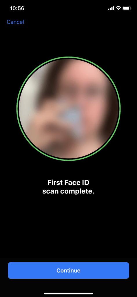 آنلاک کردن آیفون با اپل واچ همراه ماسک