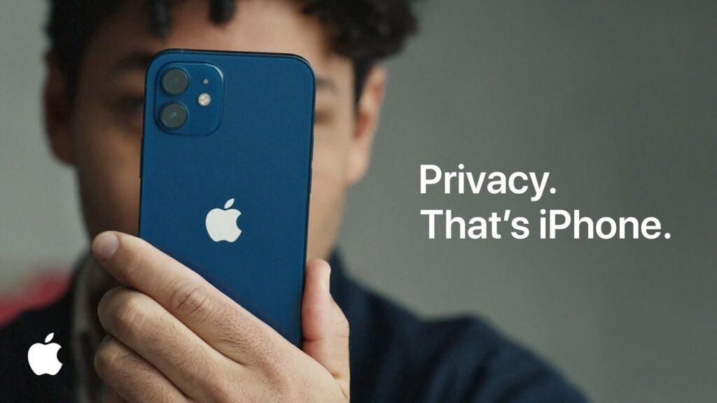 سیاست های حریم خصوصی اپل
