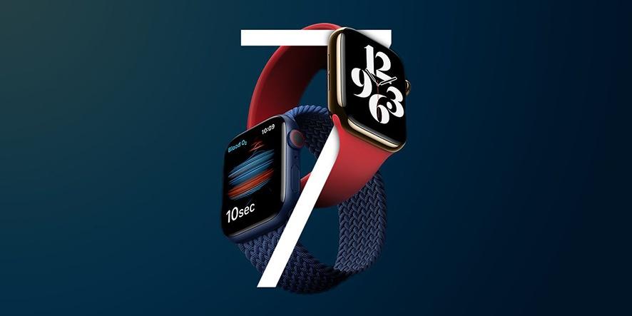 اپل واچ نسل ۷ احتمالا با حاشیه های باریکتر و پردازنده سریعتر رونمایی شود