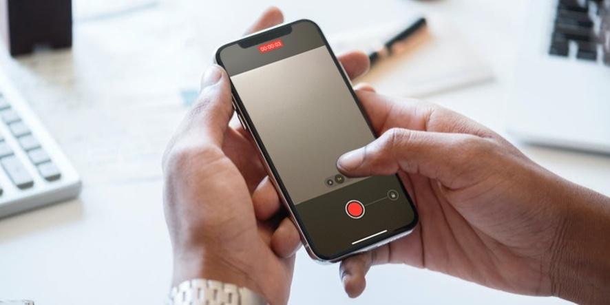 آموزش ضبط فیلم هنگام پخش آهنگ با آیفون بدون نیاز به اپلیکیشن جانبی