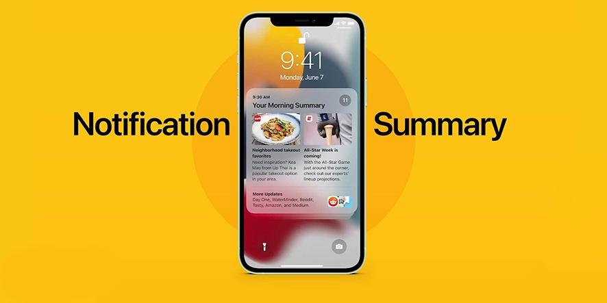 نوتیفیکیشن سامری در iOS 15 چیست و چگونه آن را فعال و شخصی سازی کنیم؟